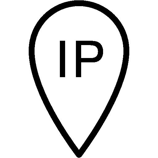 Network Ip Address Icon Ios Iconset