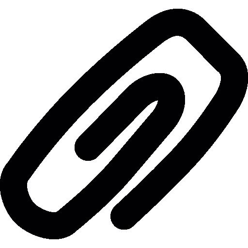 Paper Clip Aluminum Icons Free Download