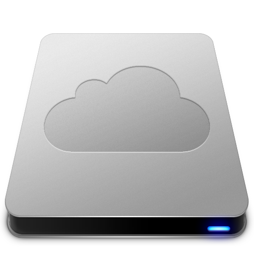 Idisk Aluminum Icon Free Search Download As Png