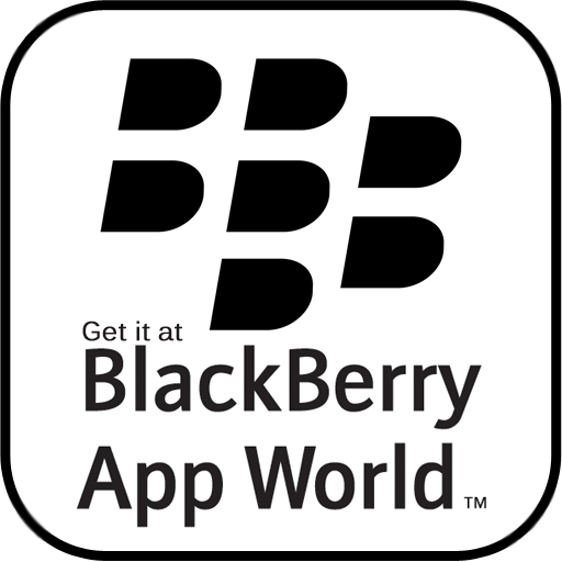 Tm, Blackberry, Black Berry, App, App Store, World, Application Icon