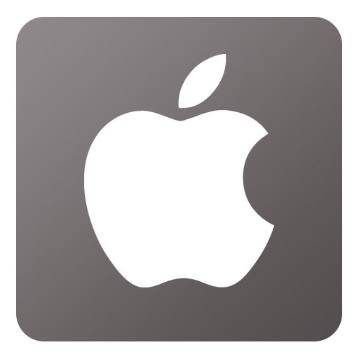 Apple, Store, Social Network Icon Free Of Flat Gradient Social
