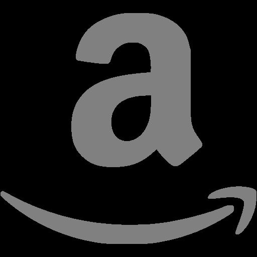 Gray Amazon Icon