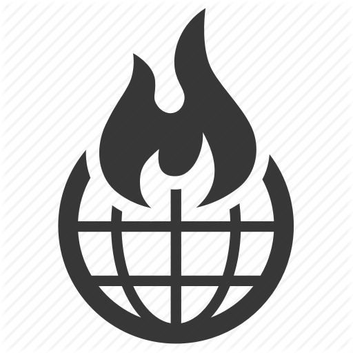 Pictures Of Simple Fire Icon