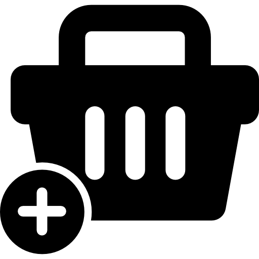 Add To Basket E Commerce Button Icon Supermarket Freepik
