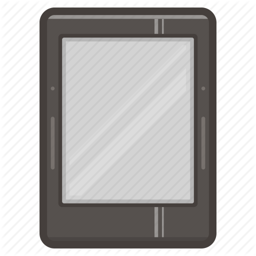 Amazon, Ebook, Kindle, Paperwhite, Reader Icon