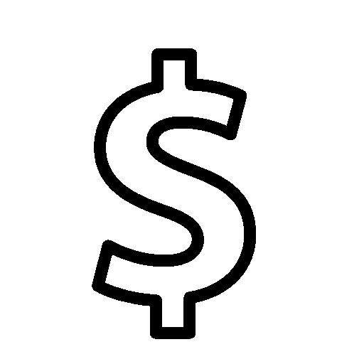 Dollar Logo Dollar Logo Icon Vector Png Free Download