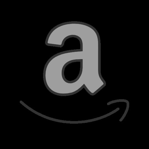 Amazon Icon Free Of Social Media Logos I Filled Line