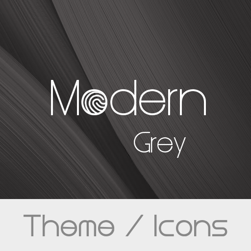 Modern Grey Theme And Icons Amazon Ca Appstore For Android