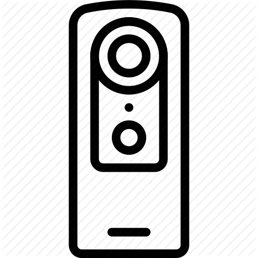 Cam, Camera, Devices, Outline, Video Icon