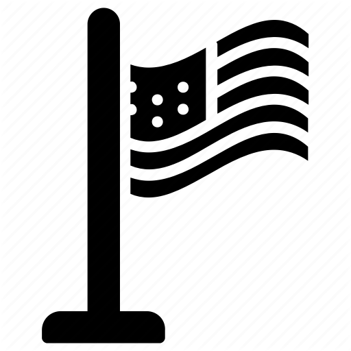 Flag, National Emblem, Politics Symbol, Usa Flag, Usa Symbol Icon