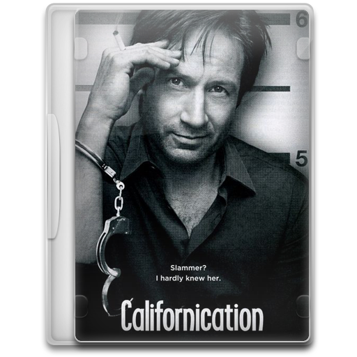 Californication Icon Tv Show Mega Pack Iconset