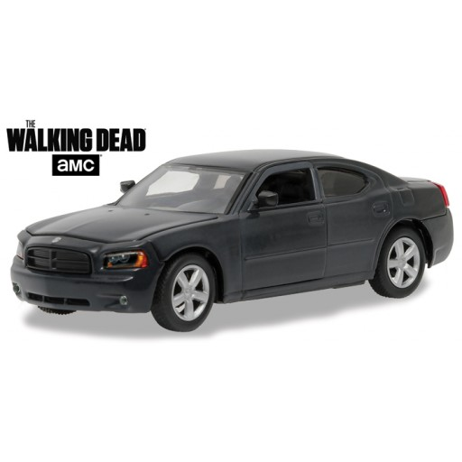 Walking Dead Dodge Charger Replica Diecast Police Cars