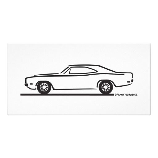 Dodge Charger Mural Stuff Car Drawings, Car