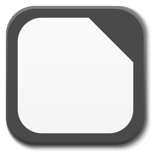 Apps Libreoffice Icon Flatwoken Iconset Alecive