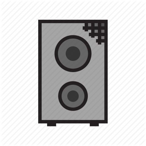 Amplifier, Band, Speaker Icon