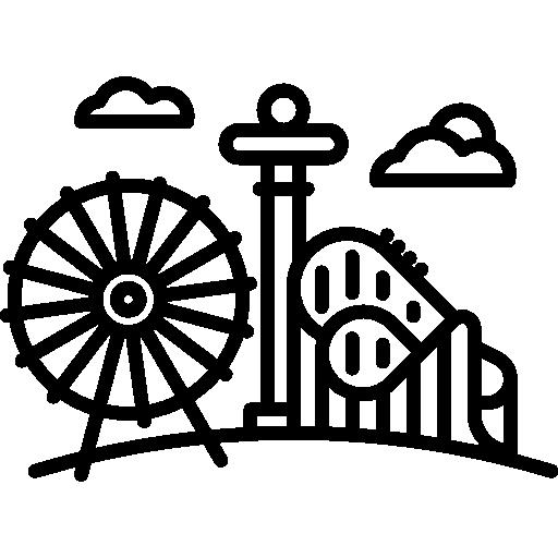 Amusement Park Icons Free Download
