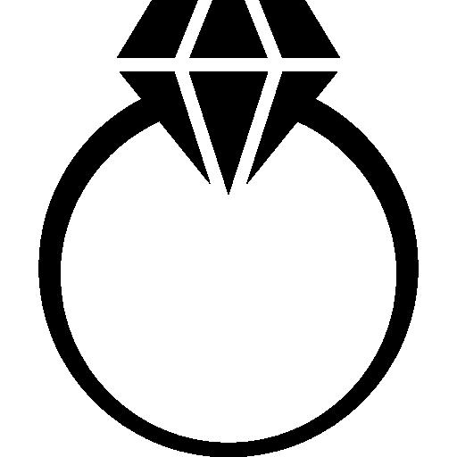 Diamond Ring Icons Free Download