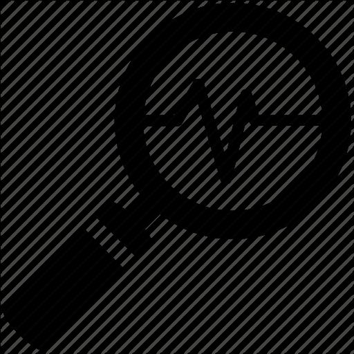 Business, Diagnostic, Search Icon, Analysis Icon