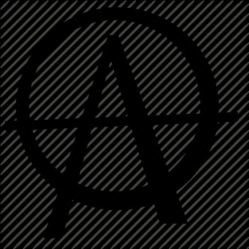 Anarchy, Label, Music, Punk Icon