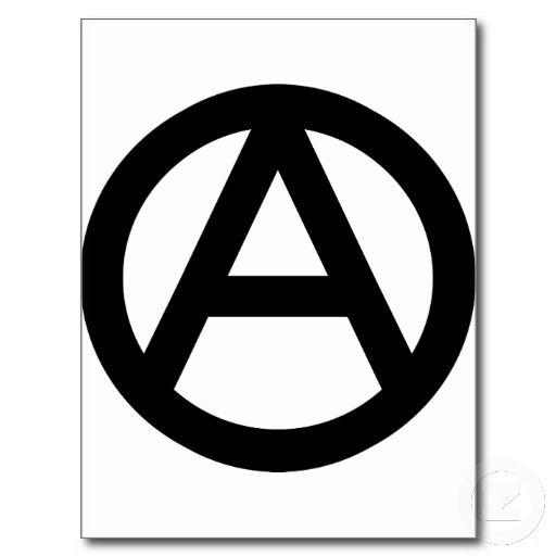 Anarchy Symbol Tattoo Ideas