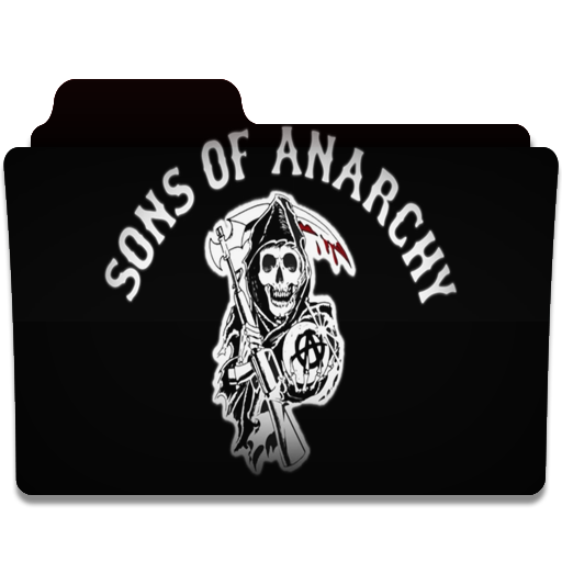 Sons Of Anarchy Foler Icon