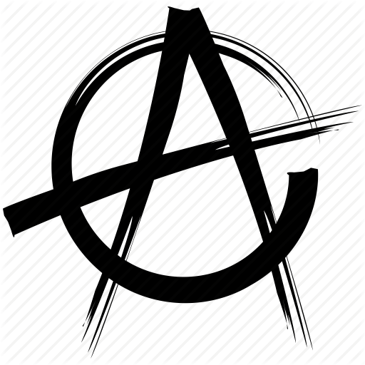 Anarchism, Anarchist, Anarchy, Circle A, Government, Punk Icon
