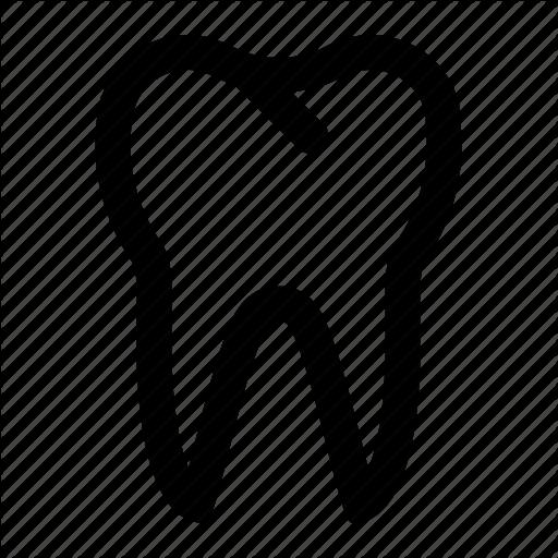 Chewing, Dental, Dentist, Enamel, Tooth Icon