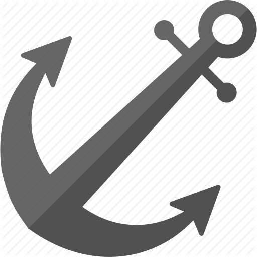Anchor, Boat Anchor, Nautical, Navigational Tool, Ship Anchor Icon