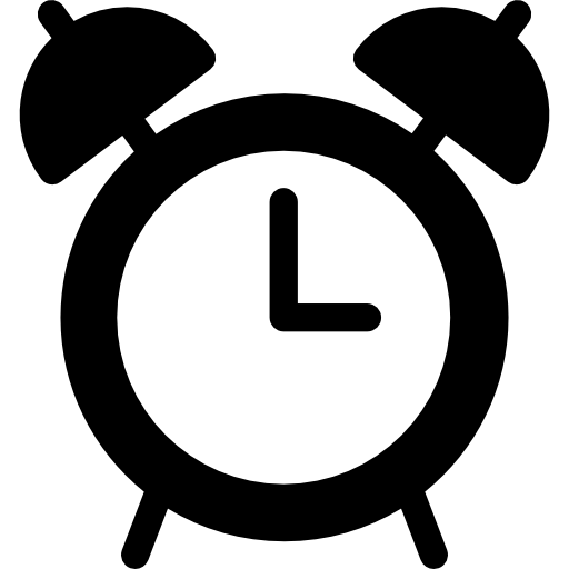 Alarm Clock Icon Transparent