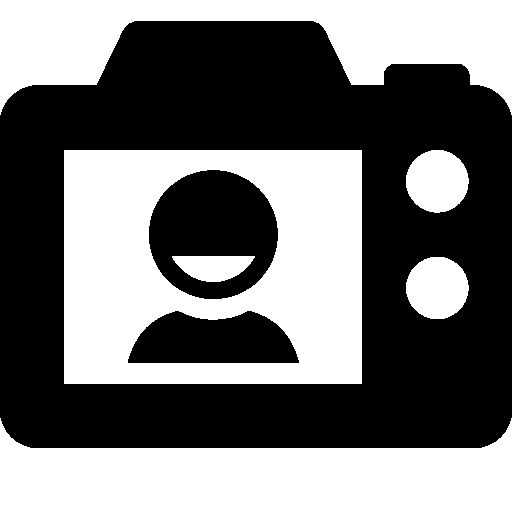 Photo Video Slr Back Side Icon Android Iconset