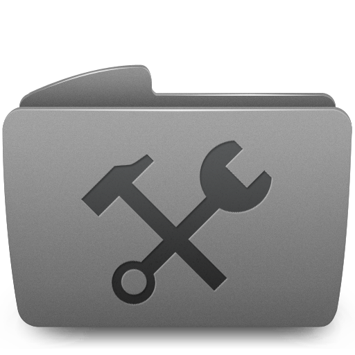 Folder Utility Icon