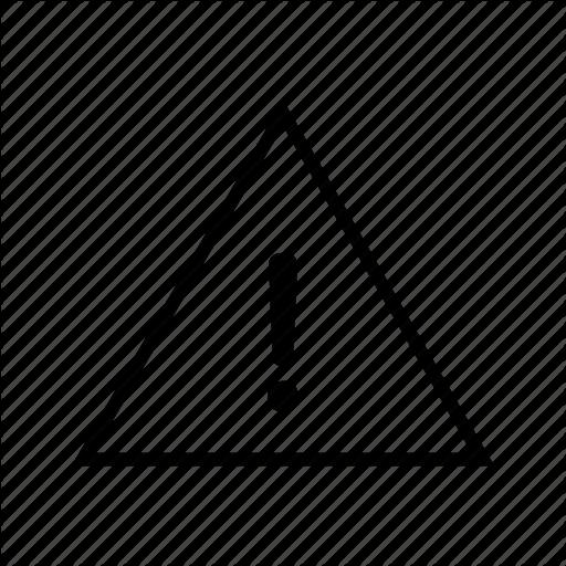 Disorder, Error, Error Sign, Fault Icon
