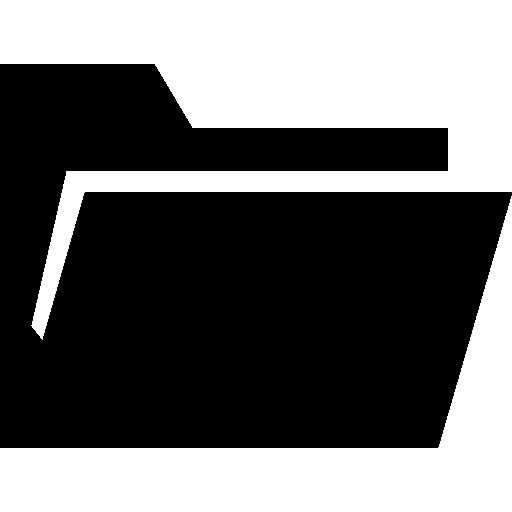 Very Basic Opened Folder Icon Android Iconset