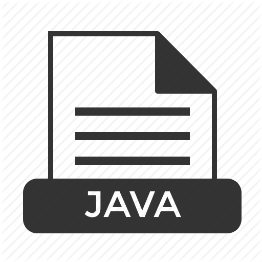 Android, File, Format, Java Icon