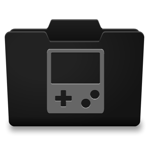 Black Grey Games Icon