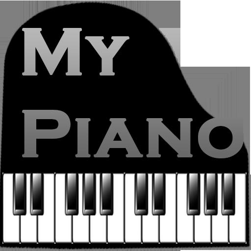 Real Piano Keyboard Icon
