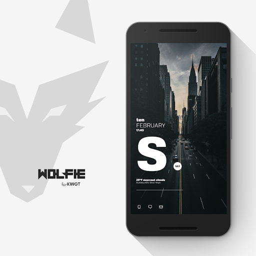 Wolfie For Kwgt Latest Version Apk
