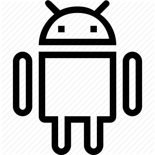 Android, Droid, Mascot, Robot Icon