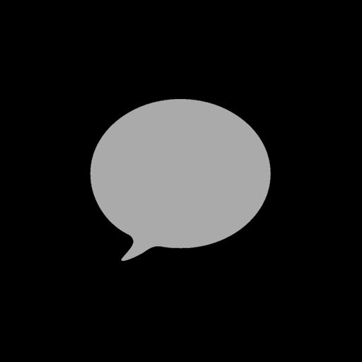 Messages Icon Dynamic Yosemite Iconset