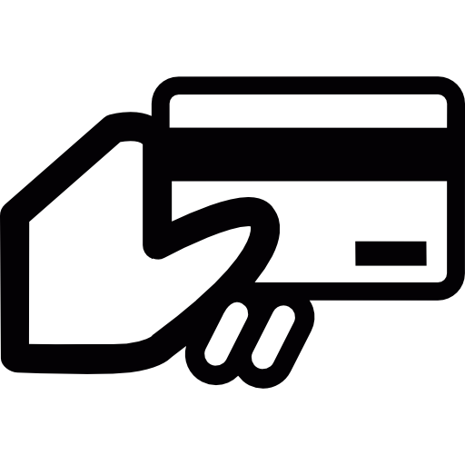 Transaction, Checkmark, Bank Icon