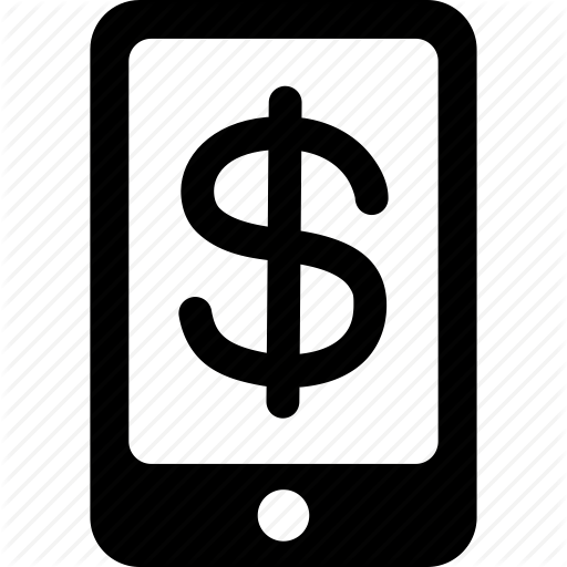 Android, Dollar, Financial, Invoice, Mobile Bank, Money, Payment Icon