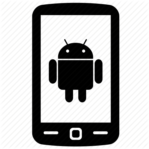 Android Phone Icon Symbols