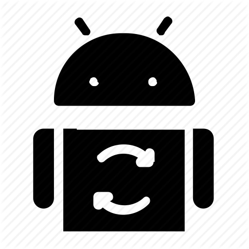 Android, Refresh, Software Icon