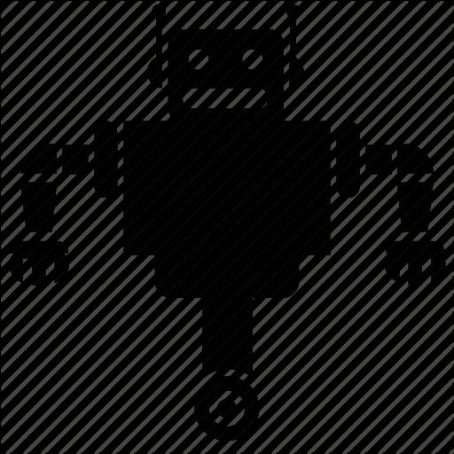 Android Robot, Character Robot, Human Robot, Robot Front, Robot