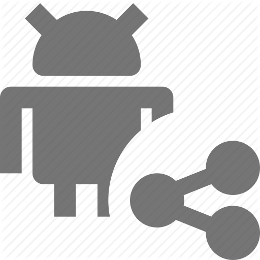 Android, Share Icon