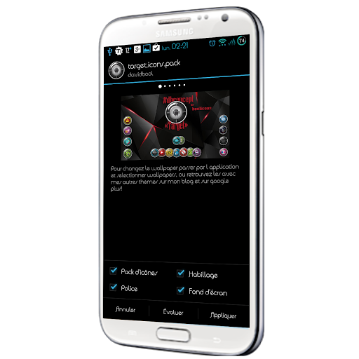 Target Icons Pack Latest Version Apk