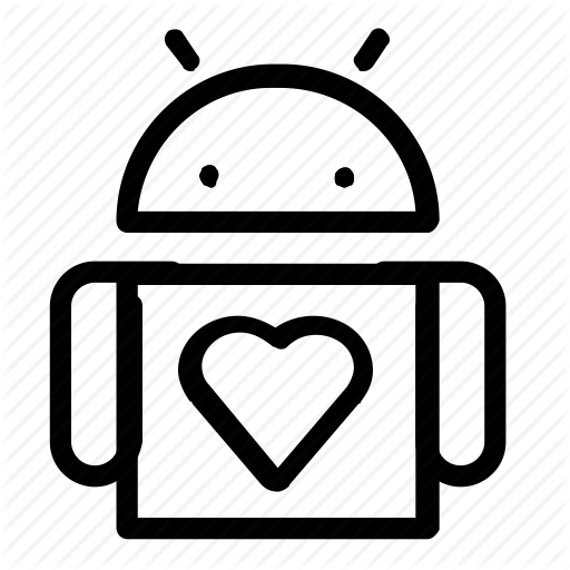Android, Bookmark, Favourite, Heart, Interface, System Icon