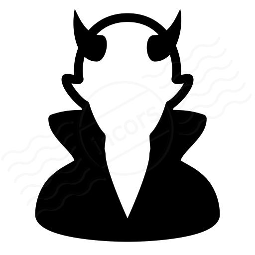 Iconexperience I Collection Devil Icon