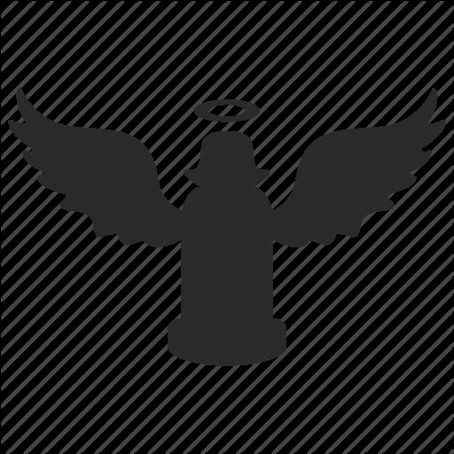 Angel, God, Hero, Saint, Statue, Wings Icon