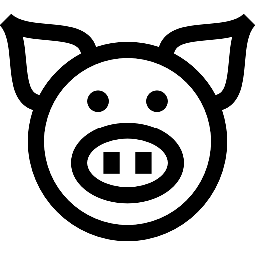 Pig, Birds, Angry, Bad, Ios, Game Icon